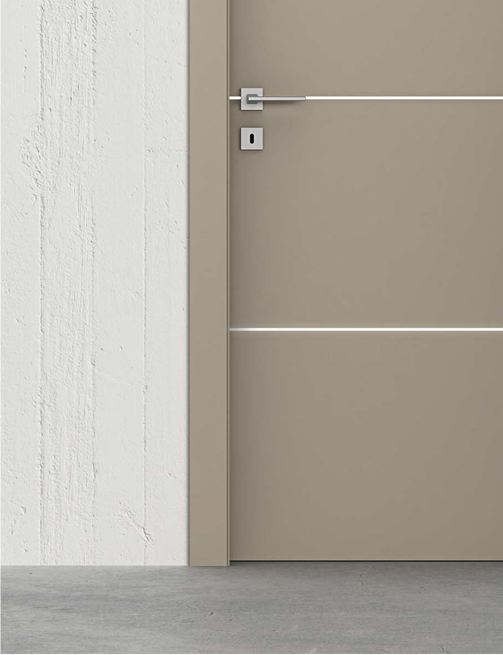 Baan collection adea porte your italian door - Serratura magnetica porte interne ...